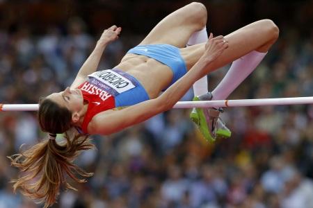 Olimpíadas 2016 - Foto Salto Feminino