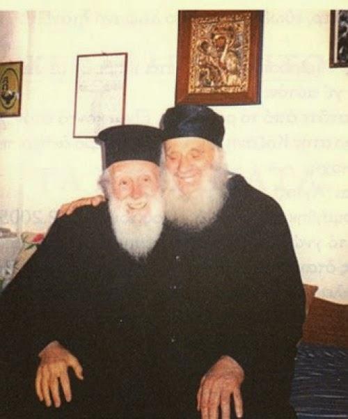 Αποτέλεσμα εικόνας για Γέροντα Αμβρόσιου της Μονής Δαδίου