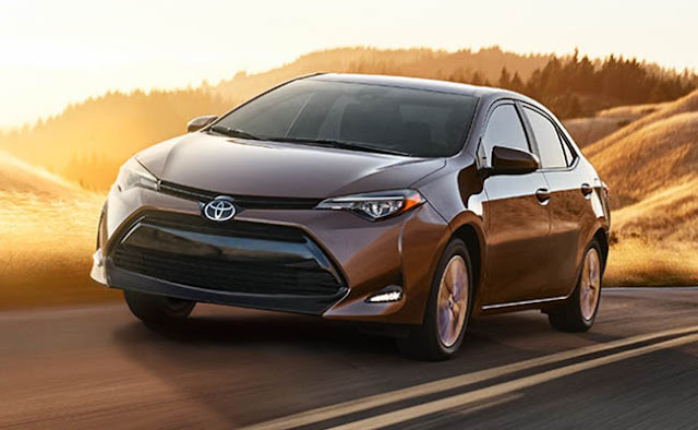 2018 Toyota Corolla Redesigns