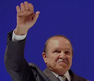 Bouteflika « demande pardon » aux Algériens