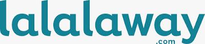 Tampilan situs Lalalaway dengan konsep flash sale