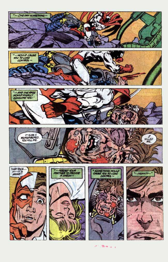 Read online Armageddon 2001 comic -  Issue #2 - 42