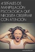 4 señales de manipulación psicológica que necesita observar con atención