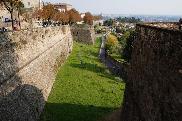 Visitar Bergamo Cidade Alta