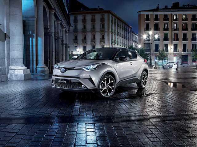Prezzi Toyota C-HR 2016 prezzo base, promozione, listino, versioni e allestimenti