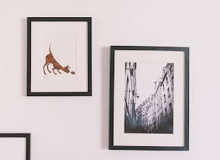 Cara Memasang Figura di dinding Tembok dengan Paku
