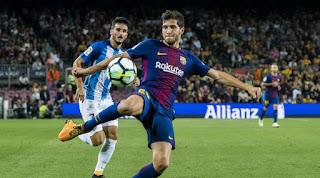 Barcelona - Sporting Lisbon Canli Maç İzle 05 Aralik 2017