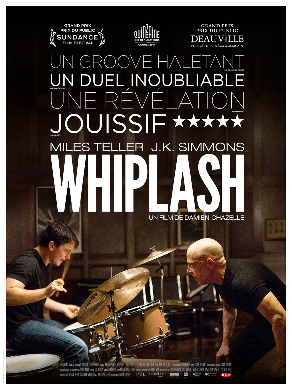 Whiplash 2015 - Full (HD)
