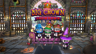 Big Crown Showdown PS4 Wallpaper