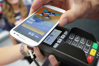 Ilustrasi Mobile Payment