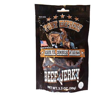 pony express jerky