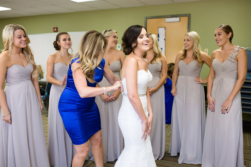 The Southeastern Bride | Indie Pearl Photography