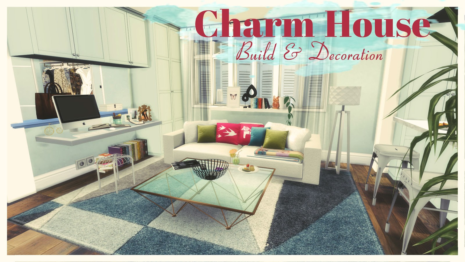 Sims 4 Charm House House Mods For Download