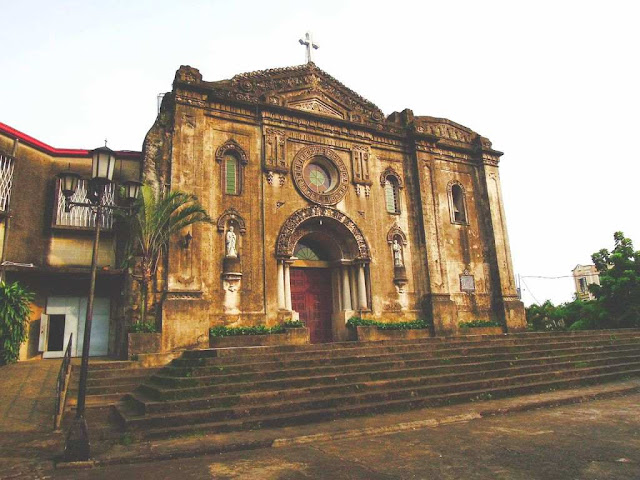 Visita Iglesia at Nuestra Senora de Gracia Church
