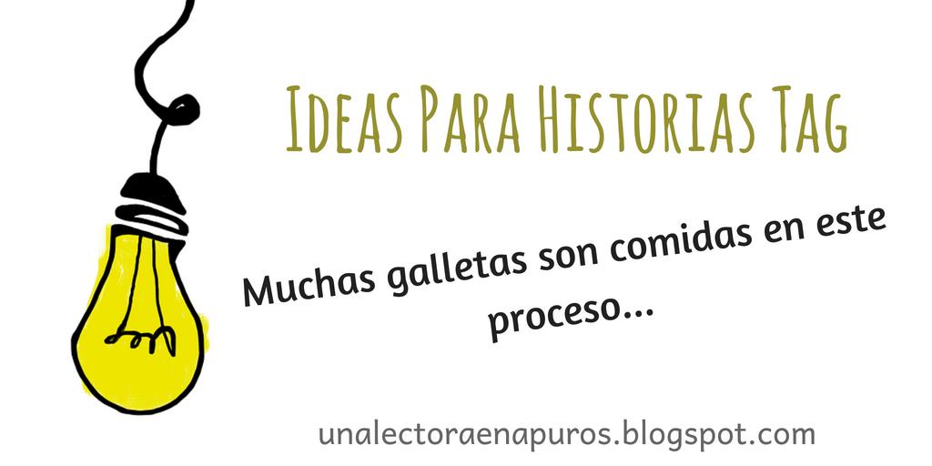 Ideas Para Historias Tag | Muchas galletas son comidas en este proceso...