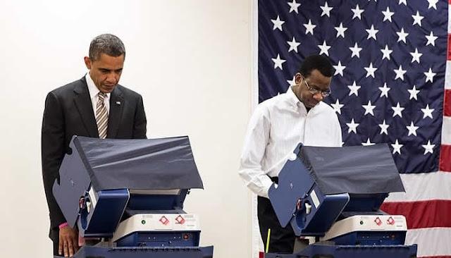 Hackers invadem urnas eletrônicas após 1 hora de tentativas no EUA.