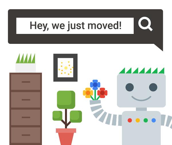 Пора валить - блоги Google переезжают на новый домен