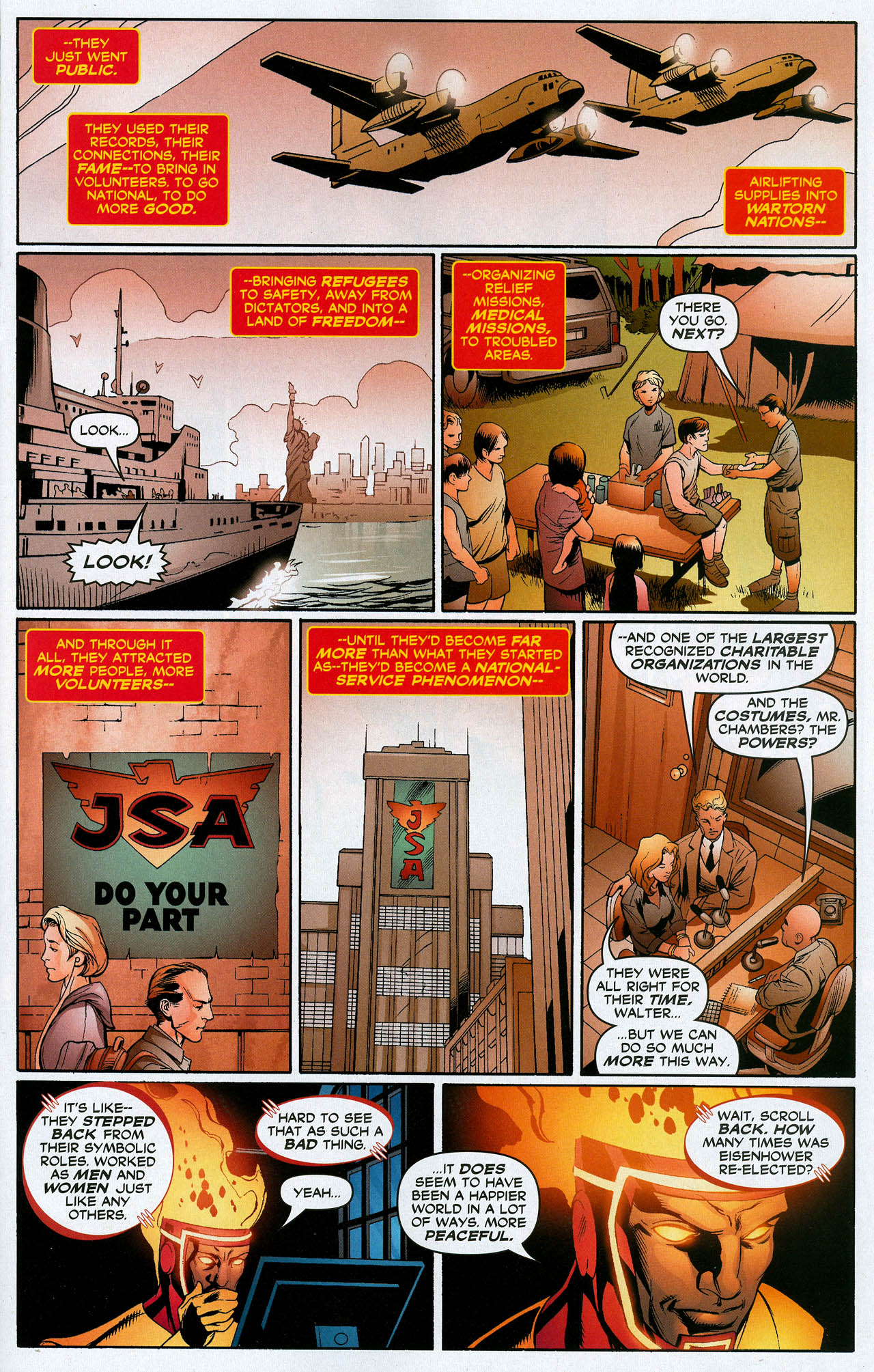 Read online Trinity (2008) comic -  Issue #20 - 9