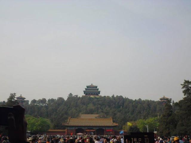 Parque de Jing Shan (Beijing) (@mibaulviajero)