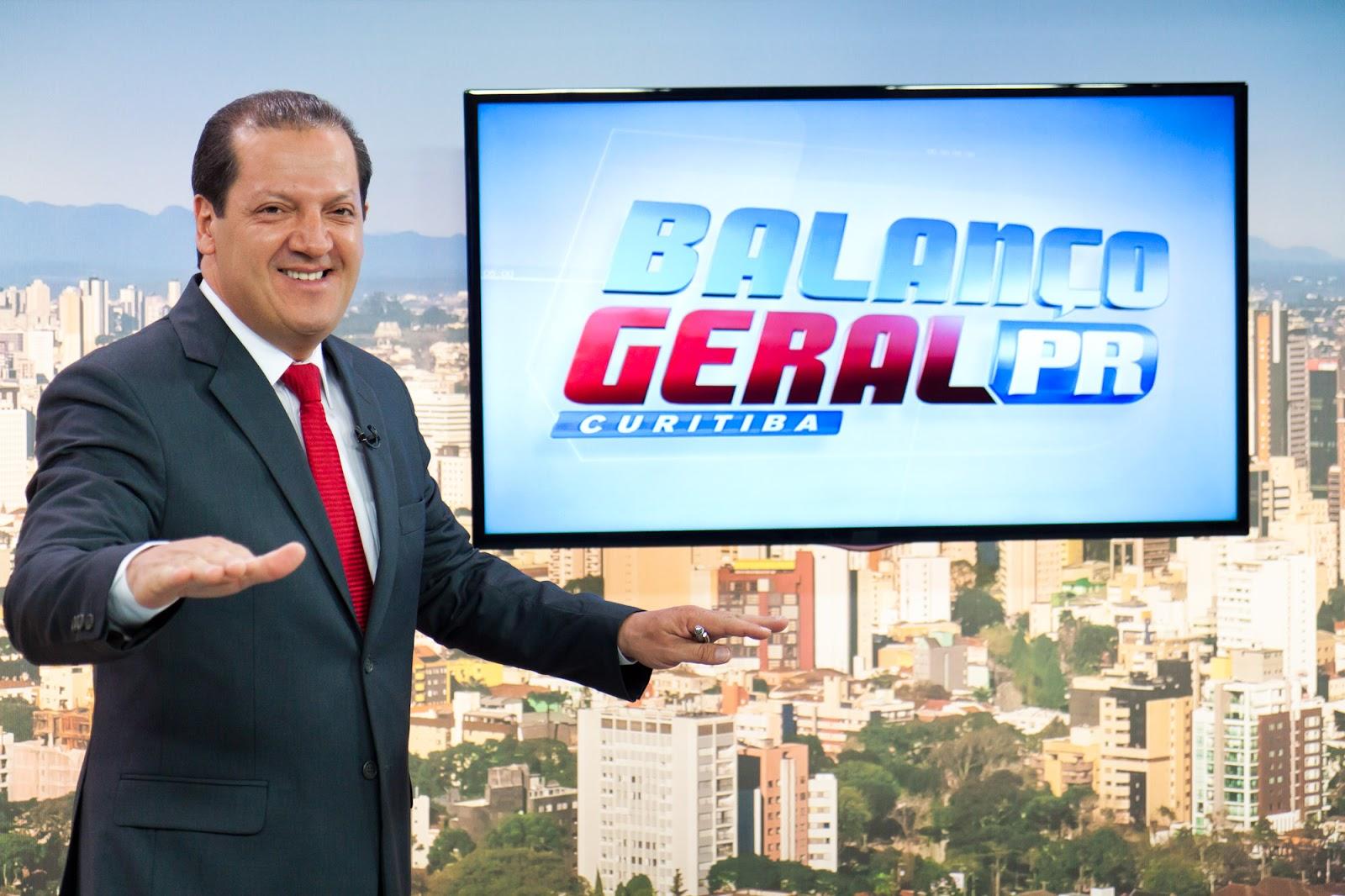 Programa Balanço Geral de Curitiba
