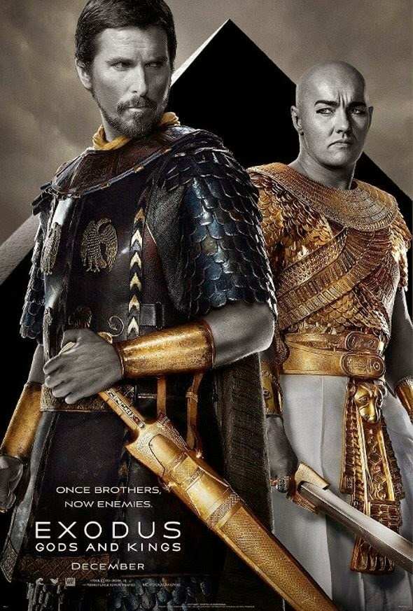 Exodus Gods And Kings 2014 Movie Trailer In Hindi Dubbed