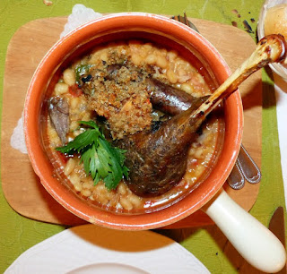 Cassoulet in Toulouse by Bernd Gross