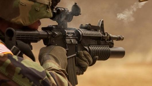 Senjata Api yang Diselundupkan Soenarko Senapan Serbu M4 Carbine