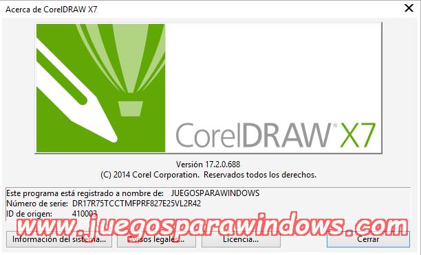 CorelDRAW Graphics Suite X7.3 ESPAÑOL Software De Diseño Gráfico Completo (XFORCE) 14