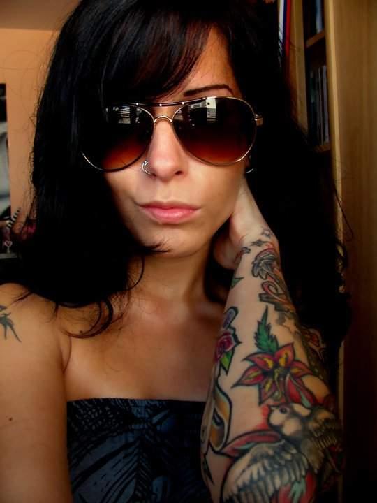 Pin by Erin Jones on Beautiful Tattoos   Girl tattoos