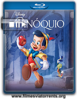 Pinóquio (Pinocchio) Torrent - BluRay Rip