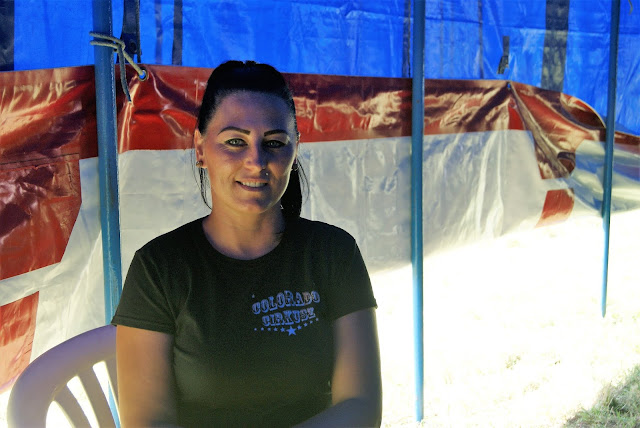 Téli Tímea – Igazi cirkuszi szerelem