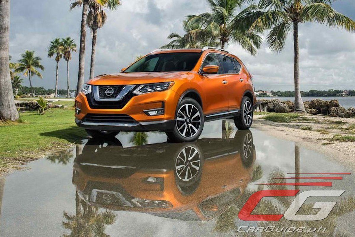 Nissan Philippines Launches 2018 X Trail Smarter And Bolder W 20 Xtrail Offroad Modified Has Just Revealed The First Local Vehicle To Benefit From Their Strategic Intelligent Mobility Refreshed