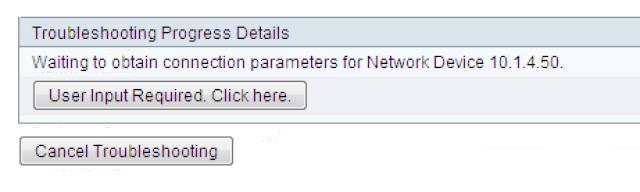 ISE Troubleshooting configuration validation