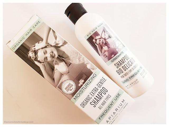 Shampoo Bio Delicato Lavaggi Frequenti APIARIUM