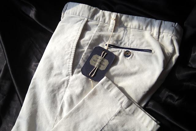 J.W.Brineのホワイト パンツ