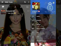 Download BBM Real Madrid Change Background For Android