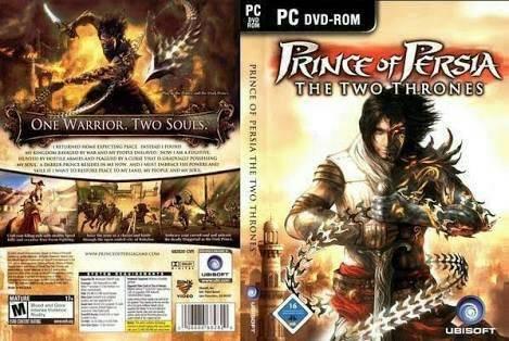 تحميل لعبه  Prince of Persie 3 برابط واحد مضغوطه من ميديا فاير بحجم 1 جيجا فقط