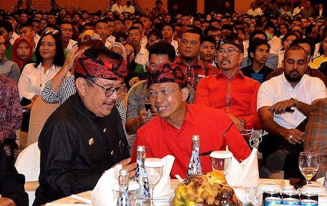 Gubernur Koster Puji Kapolda Bali Brantas Premanisme