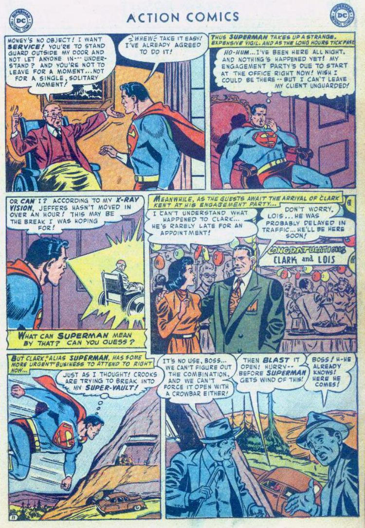 Read online Action Comics (1938) comic -  Issue #176 - 13