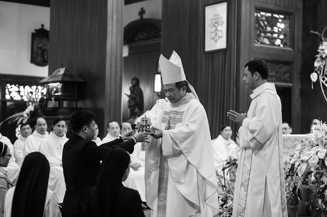 Lễ truyền chức Phó tế và Linh mục tại Giáo phận Lạng Sơn Cao Bằng 27.12.2017 - Ảnh minh hoạ 219