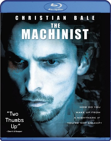 Poster Of The Machinist 2004 Dual Audio 300MB BRRip 480p Free Download Watch Online