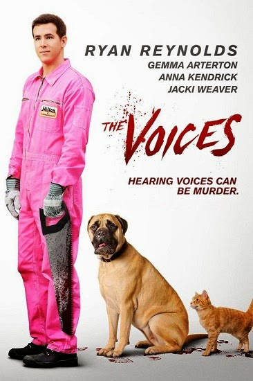 The Voices (2014) HDRIp ταινιες online seires oipeirates greek subs