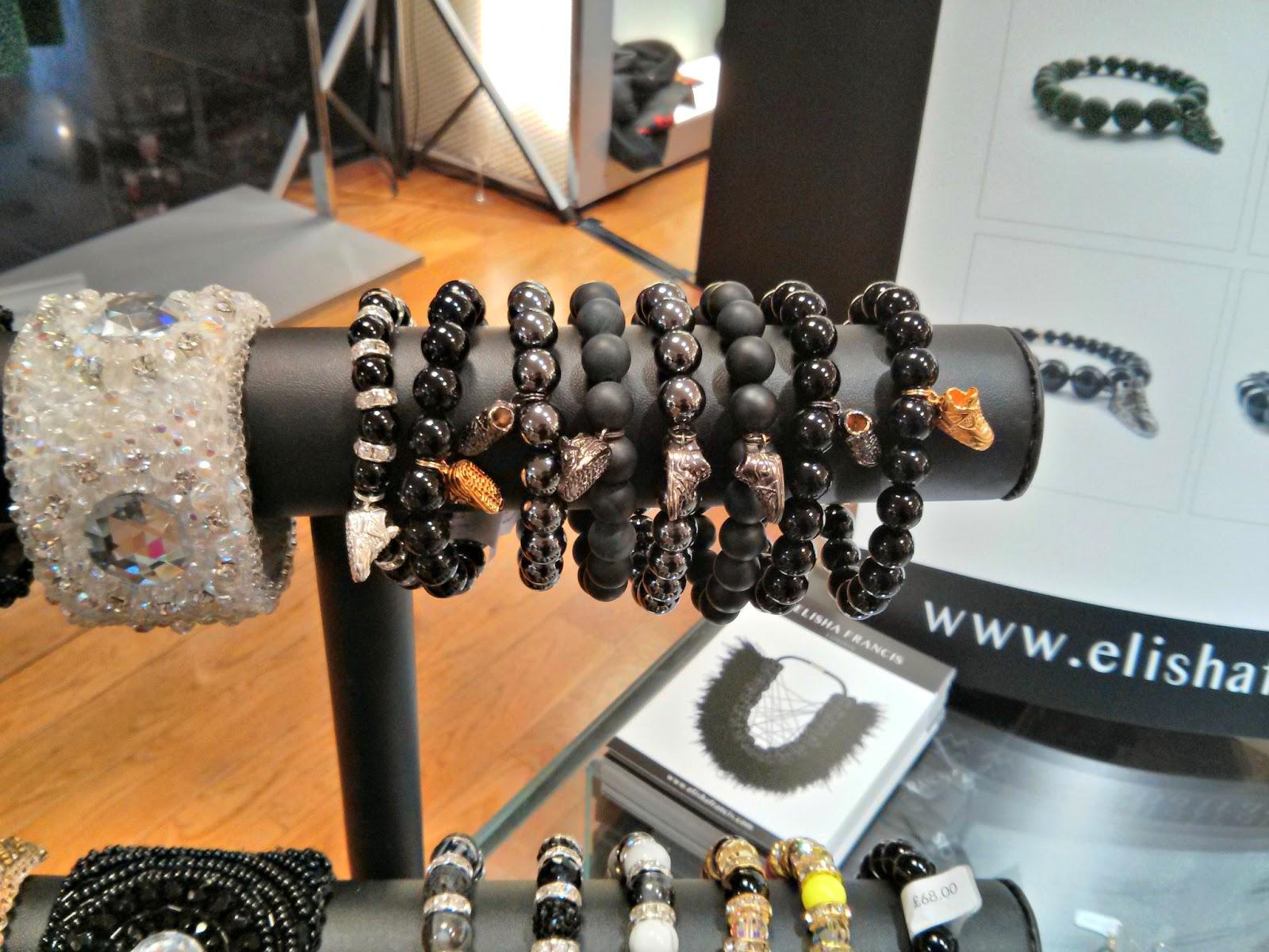 Elisha Francis jewellery