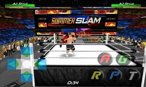 WRESTLING REVOLUTION 3D AND HD AND REALASTIC GRAPHIC MODPACK | All