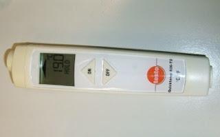 Darmatek Jual Testo 826-T2 thermometer laser