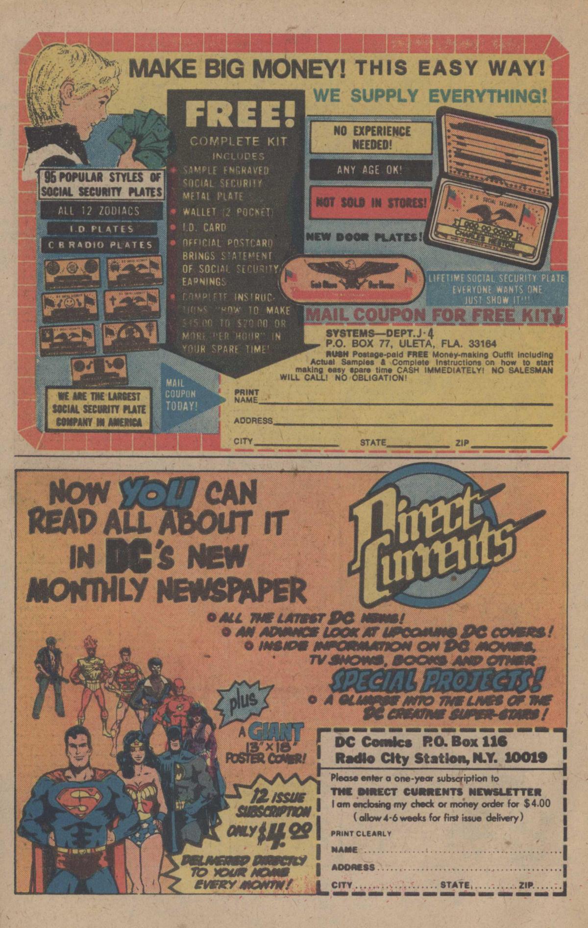 Read online All-Star Comics comic -  Issue #72 - 30