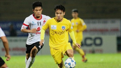 Thanh Trung quyết định chọn đội bóng QNK Quảng Nam