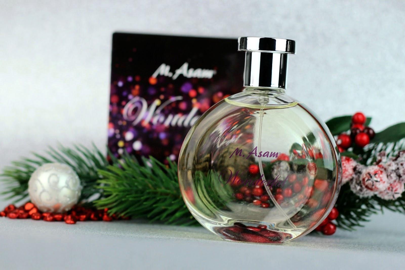 damenduft, duftbeschreibung, duschgel, eau de parfum, geschenke für frauen, geschenkidee, geschenkset, körpercreme, m. asam, parfum, peeling, qvc beauty, review, weihnachten, weihnachtsduft, wonderful,