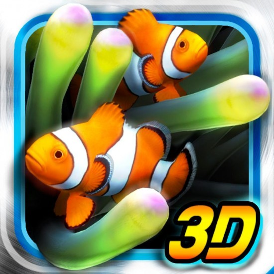برنامج Sim Aquarium 36 Build 54 Premium خلفية اسماك متحركه