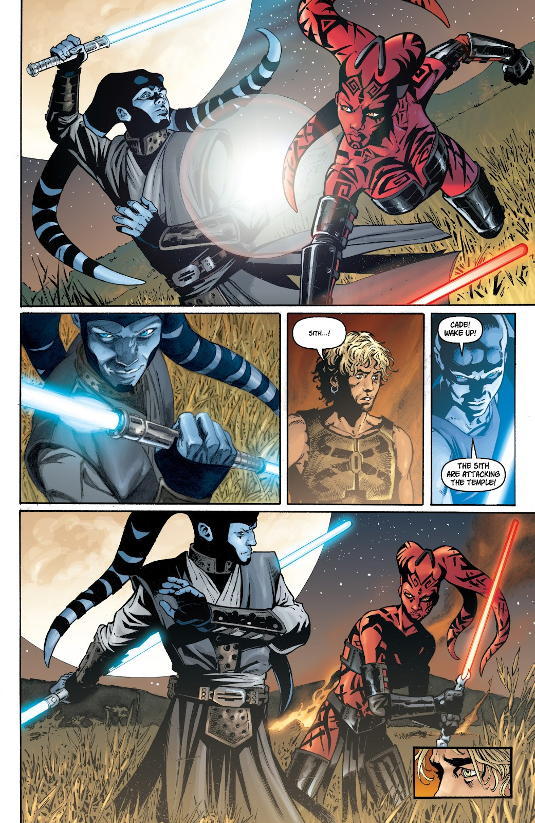 Read online Star Wars Legends: Legacy - Epic Collection comic -  Issue # TPB 1 (Part 2) - 18